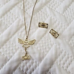 Harry Potter Jewelry Set